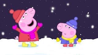 Peppa Pig Français ❄️ Mer, soleil et neige ❄️ Peppa Noël   Dessin Animé