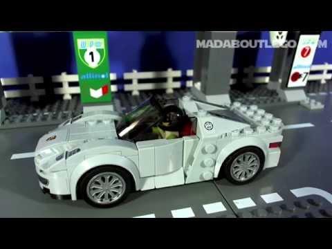 Vidéo LEGO Speed Champions 75910 : Porsche 918 Spyder