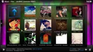 JamBMC XBMC Jamendo.com Music Addon