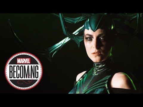 Hela - Cosplayer Jessica Dru Johnson