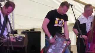 The Jimmy Hillbillies -'Soda City'- Cursus Music & Cider Festival - 16th May 2015