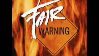 Fair Warning Heart on the run