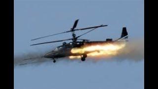 Российский вертолёт К-52 ликвидировал зевак на учениях ЗАПАД-2017 незадолго до визита Путина