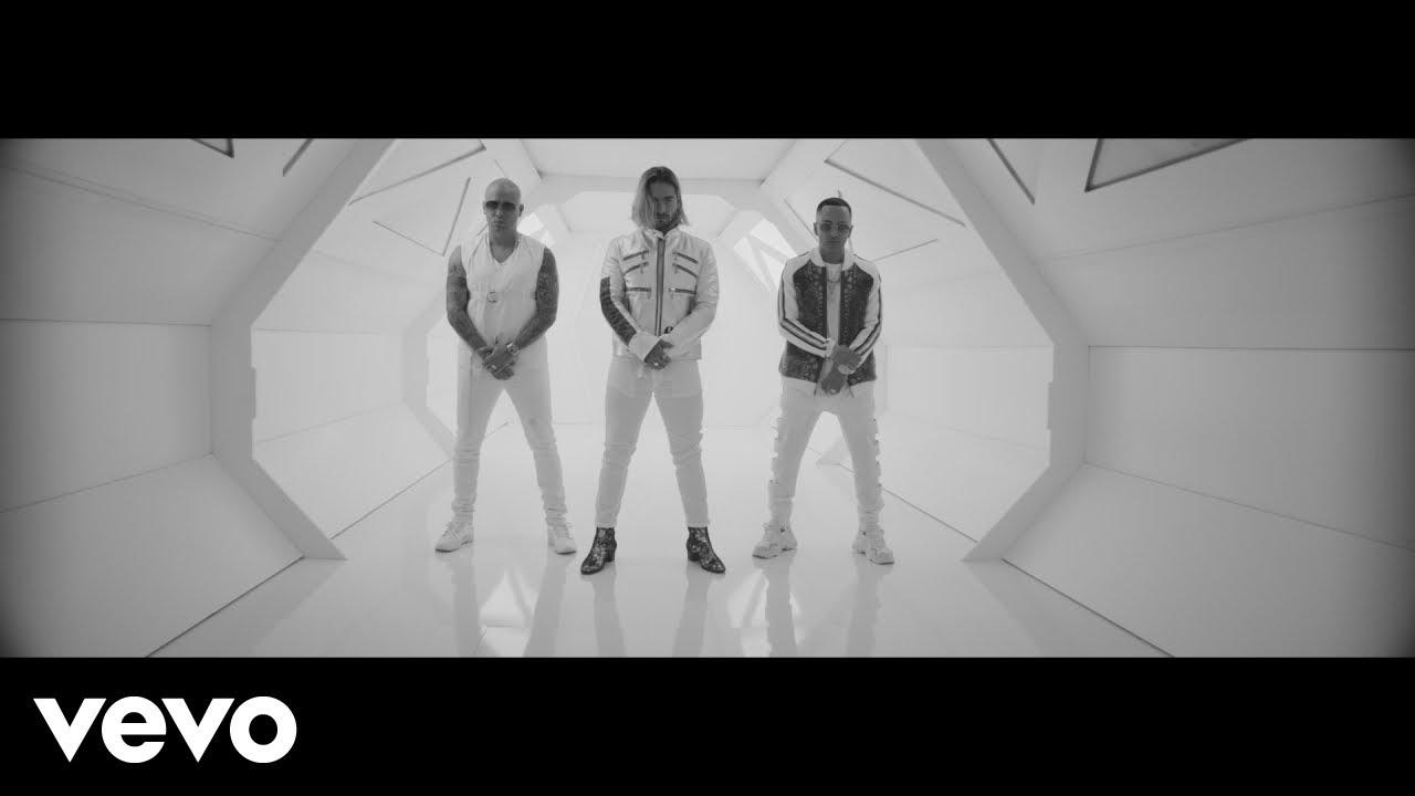 Wisin & Yandel, Maluma — La Luz