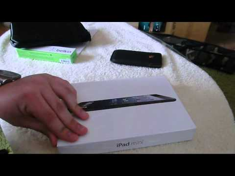 Apple iPad mini Schwarz WiFi 16GB Unboxing German HD - TheComputerArtists