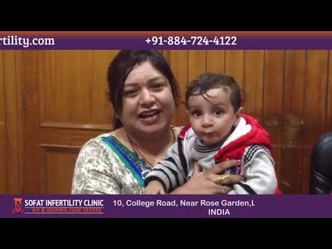 Patient Shweta from Mathura got happiness with IVF Treatment - Dr. Sumita Sofat