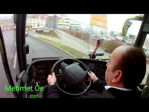 Meine Leipzig Fahrt mit dem Volvo 9700
