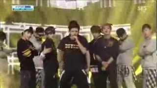 131110 SBS Inkigayo BTS - 진격의 방탄 (The Rise Of Bangtan)
