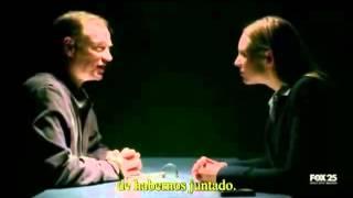 Fringe 1x07 El primer encuentro entre Jones y Olivia