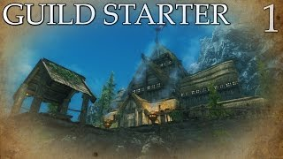 Skyrim Mods: Guild Starter - Part 1