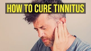 How To Cure Tinnitus In 1 Minute