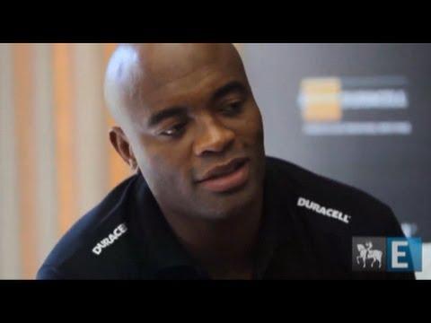 'Não vou lutar na categoria 93 kg', diz Anderson Silva do Corinthians
