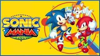 SONIC MANIA : Plus - Official PlayStation PS4 Launch DATE Trailer (2018) HD