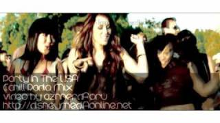 Party In The USA Remix - Miley Cyrus - Official Music Video Cahill Radio Mix EXCLUSIVE HD
