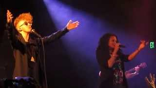 """Daley * Marsha Ambrosius """"Alone Together"""" Live at El Rey Theatre Los Angeles, CA 4.23.14"""