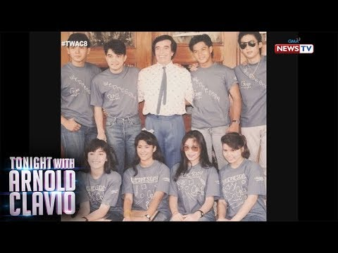 Tonight with Arnold Clavio: Pagkakaibigan ng 'That's Entertainment' stars, matatag pa rin