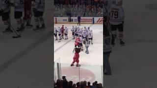 Последний матч Ильи Горохова