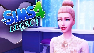 Date Night! | The Sims 4 Legacy Ep.3