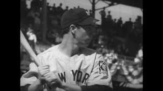 Joe DiMaggios Wild Dash Home Clinches Yankees 1939 World Series Victory Over The Cincinnati Reds