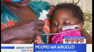 Jukwaa la KTN: Mkutano wa akina mama wavurugwa Kisumu