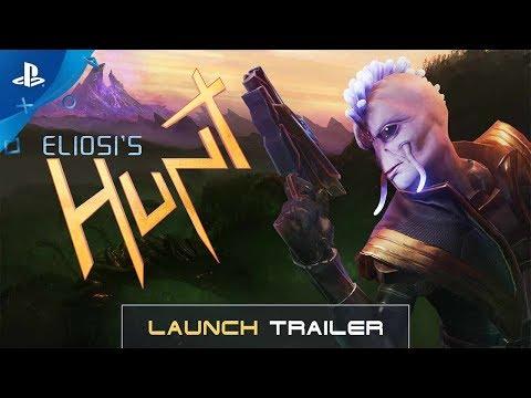 Eliosi's Hunt – Launch Trailer | PS4 thumbnail