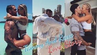 Tammy And Reece - Love Story ❤ 2018 ❤ Curious TV ❤