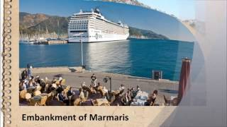 Things To Do In Marmaris.Tourist Attractions In Marmaris
