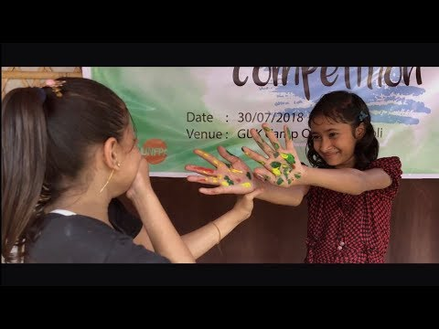 Refugee Camp Art Competition