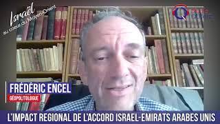 IMO#98 - L'impact régional de l'accord Israël - Emirats Arabes unis