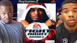 MAYWEATHER VS PACQUIAO - Fight Night Round 2 (PS2)   #ThrowbackThursday ft. Juice