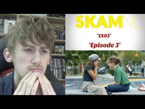 SKAM NL Season 1 Episode 3 Reaction