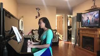 Ngày vui qua mau - Thiên Ân đàn dương cầm.