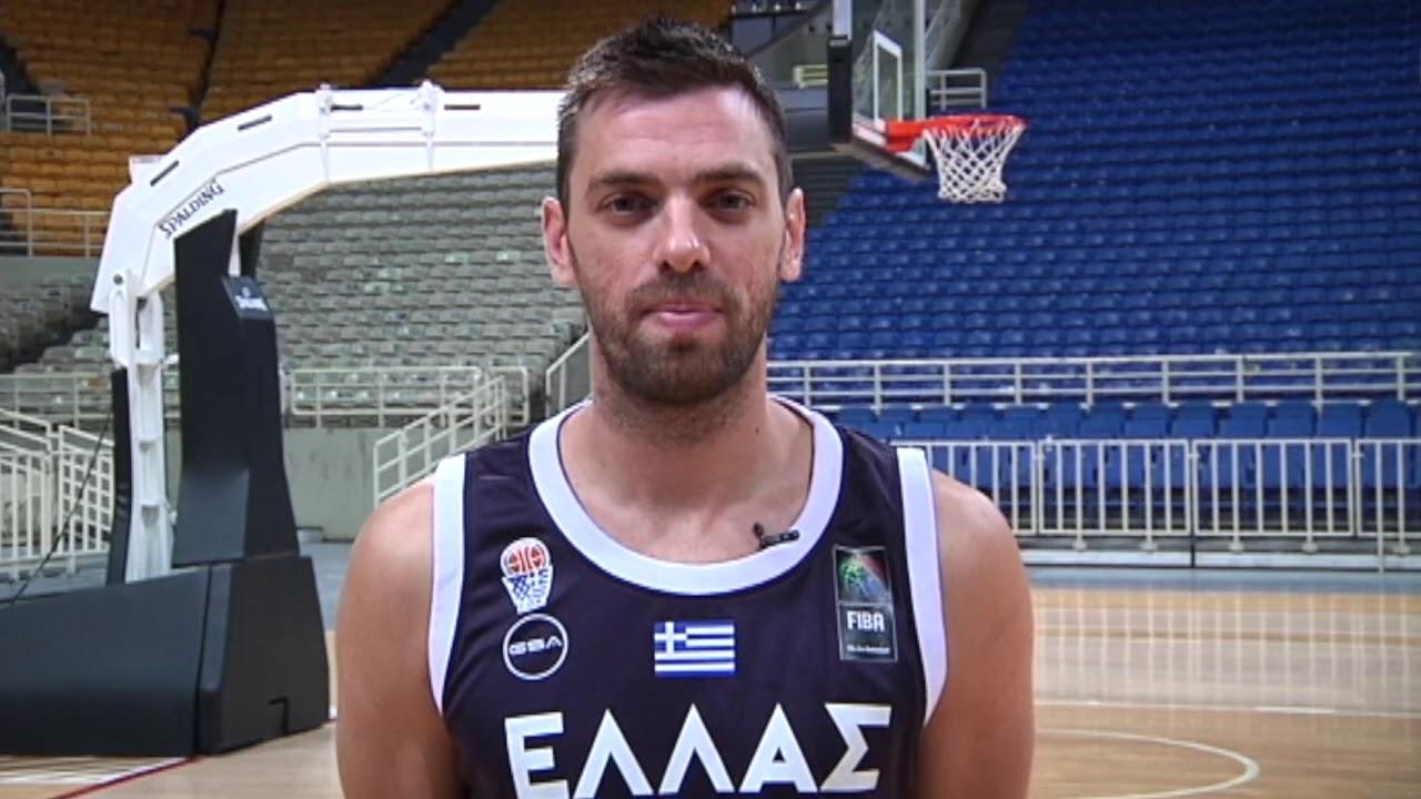 Tο Παγκόσμιο Κύπελλο Μπάσκετ αποκλειστικά στην ΕΡΤ | Βαγγέλης Μάντζαρης