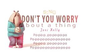 Lyrics Tori Kelly   Don't You Worry 'Bout A Thing SING Movie Soundtrack