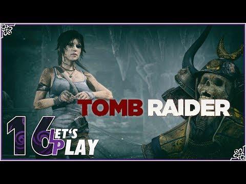 Tomb Raider [#16] Posmrtná gymnastika