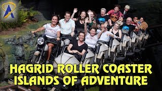 Inside Hagrids Magical Creatures Motorbike Adventure At Universals Islands Of Adventure