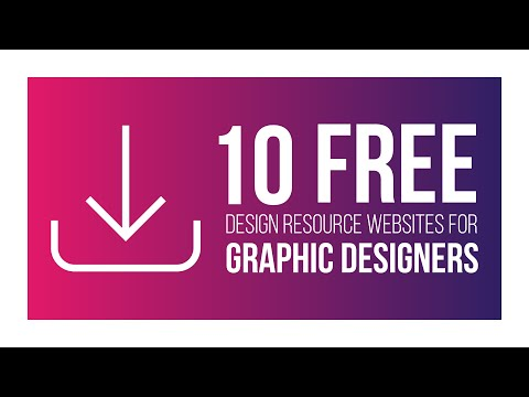 10 FREE WEBSITES FOR GRAPHIC DESIGNERS   Free Resources