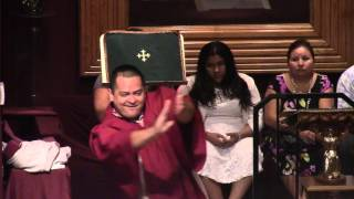 Liturgy of the Word in ASL: Solemnity of All Saints, 11/01/2015