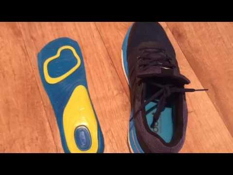 Scholl GelActiv Everyday Insoles BzzAgent Review