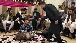 Khurram jutt mahiya at Faisal Gondal wedding (wigar gai ah)