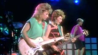Go-Go's - We Got The Beat (Wild at the Greek Live '84)