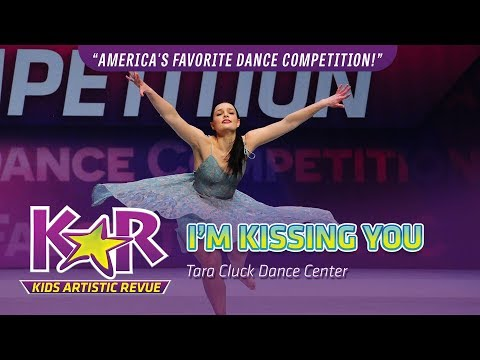 """I'm Kissing You"" from Tara Cluck Dance Center"