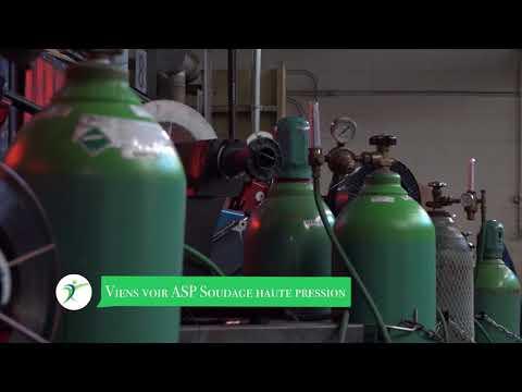 ASP   Soudage haute-pression