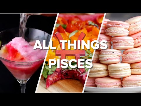 Everything a Pisces Would Want • Tasty Recipes