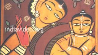 Paintings of Jamini Roy