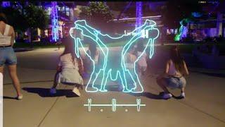 Felix Jaehn feat. R City, Bori - Jennie   Y.C.V Dance Easy Dance Choreo