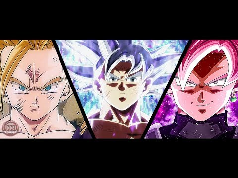 Dragon Ball Z/Super 「 AMV 」 - My Demons
