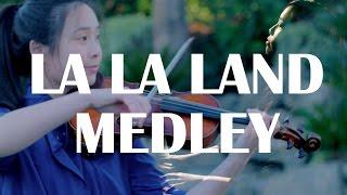 LA LA LAND MEDLEY  Violin Viola & Piano Cover