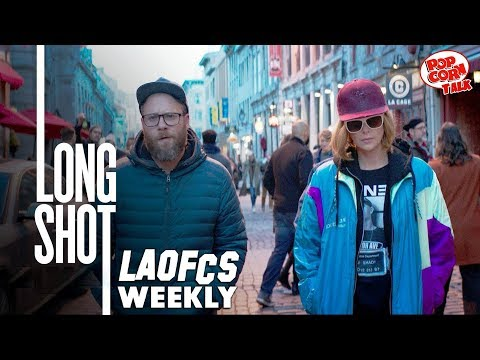 LAOFCS: Long Shot Review & the Most Anticipated Movies of the Summer