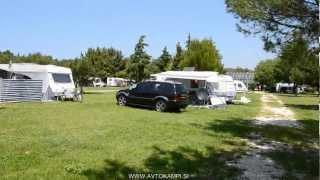 preview picture of video 'Kamp Porto Sole - Vrsar - www.avtokampi.si'